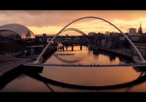 Great Exhibition of the North bid supporter film