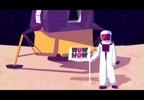 Wow-How Traditional animation showreel