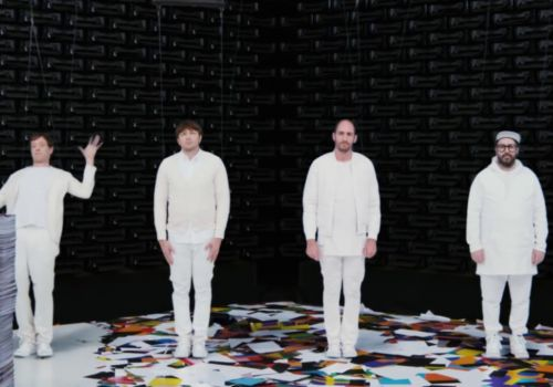 OK Go - Double A Obsession