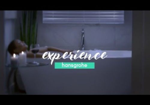 Relax with Hansgrohe