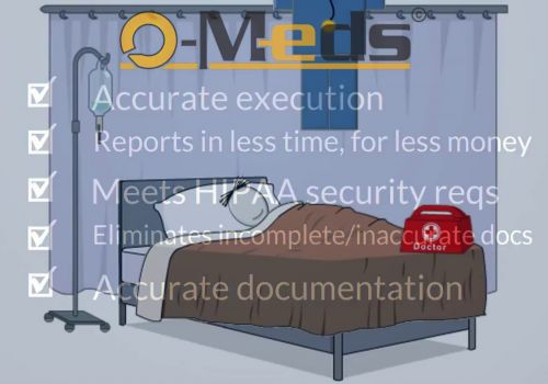 OMeds eMAR Electronic Medication Administration Records Software