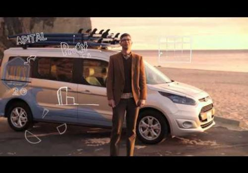 Video Production Company Ydraw Live Video Created For Ford 30s Promo