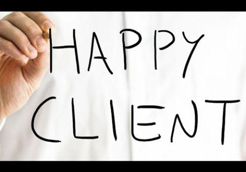 A MV Web Solution Happy Client