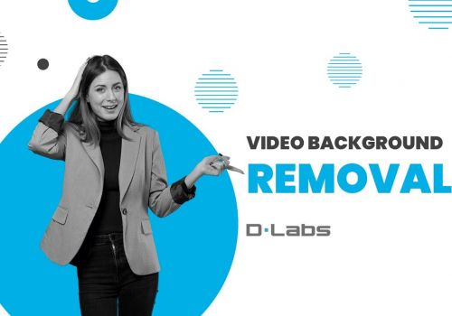 Video background removal - DLabs.AI