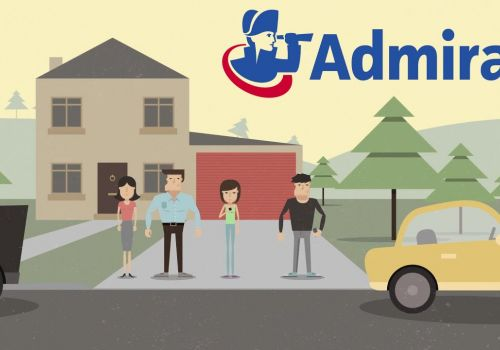 EXPLAINER ANIMATION // Admiral Insurance