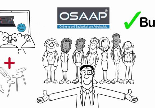 Case study on how SmartCoders build a Custom app for OSAAP