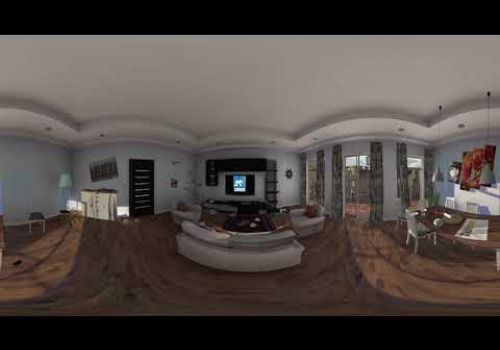 Earthquake VR Experience (360 Degrees)