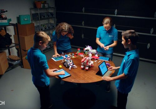 Introducing New JIMU Robot Kits From UBTECH. Smart Robots. Smarter Kids.