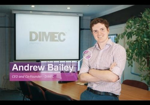 Blueberry Consultants - Dimec Mobile App Case Study