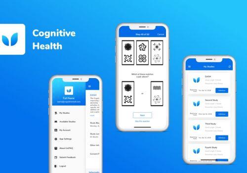 MyCogHealth App Demo