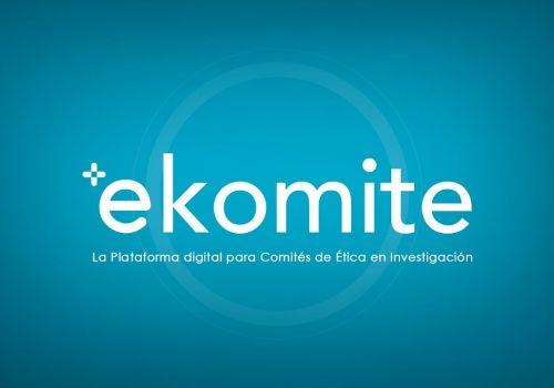 eKomite | Plataforma para los Comités de Ética en Investigación
