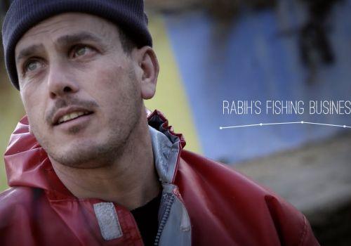 Lebanon: Rabih's Fishing Business