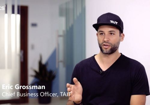 Client Testimonial - Eric Grossman and Jim Love, TAIT