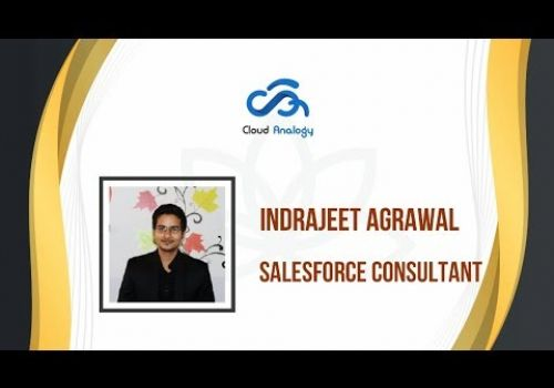 Indrajeet Agrawal - Salesforce Consultant