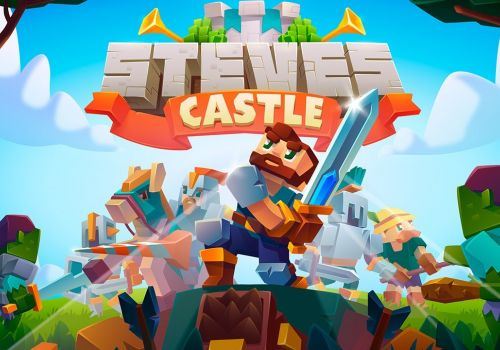 Steves Castle - TRAILER - Neues Strategie / Tower Defense Handy Spiel 2019