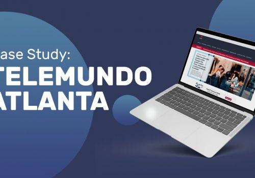 Telemundo Atlanta Web Development
