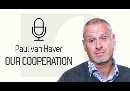 An interview with Paul van Haver | Our Cooperation | Future Processing