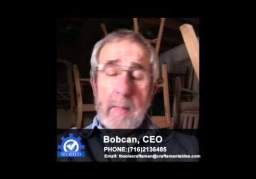 SEOFIED Video Testimonial By - TheOleCraftsman - Bobcan