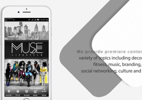 Muse Lifestyle App