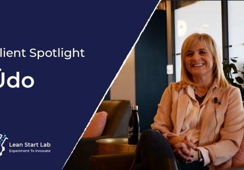 Client Spotlight: Üdo   Lean Start Lab [Case Study]