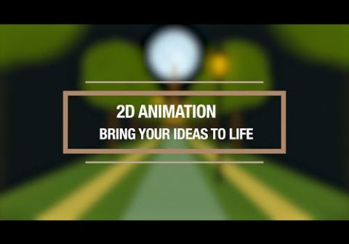 2D Animated Video Production Showreel | 3D Video Production Company | 2D Animation Leeds