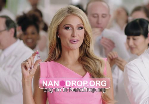 Paris Hilton just changed science forever – Nanodrop