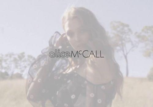Case Study - Alice McCALL