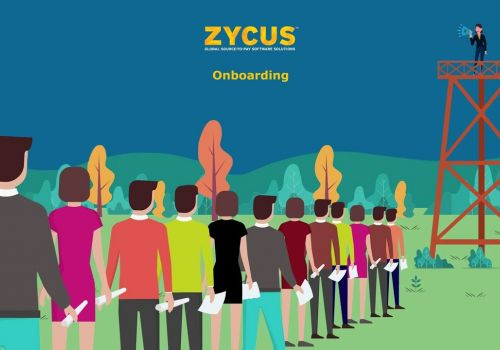 2D Animated Explainer Video For Zycus - Onboarding Solutions
