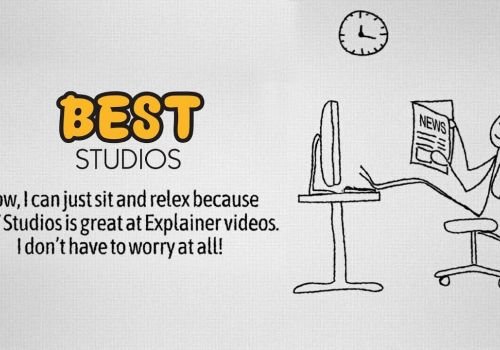 White board animation to promote your brand | Business | BEST STUDIOS
