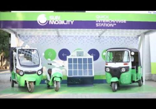 SUN Mobility Interoperable Solution for Small Electric Vehicles