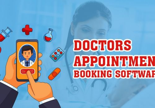 Doctors Appointment Booking software   Medical Appointment Scheduling Software