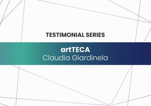 Wegacha   artTECA Testimonial Series