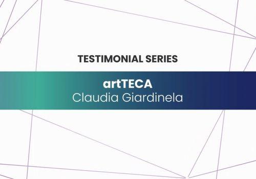 Wegacha | artTECA Testimonial Series