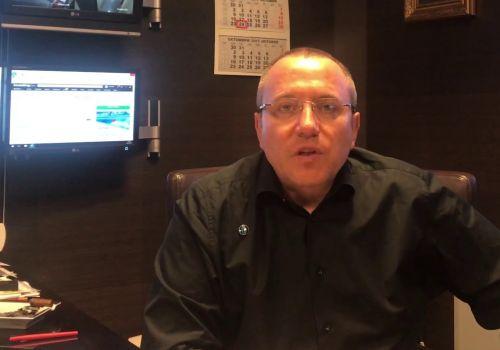 Борислав Малинов - собственик на ресторант Leonardo Bansko