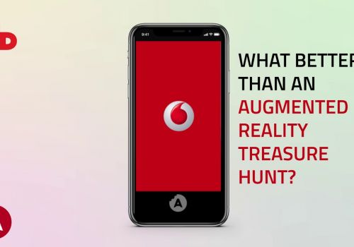 Vodafone Treasure Hunt
