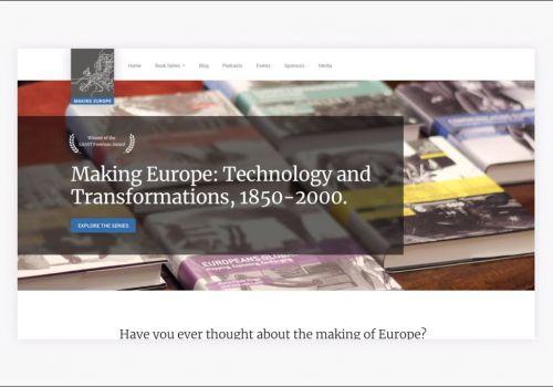 Making Europe - showcase