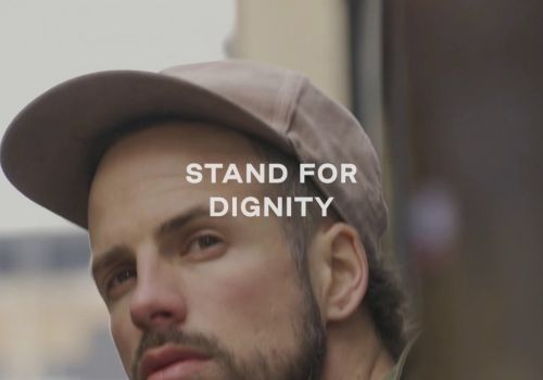 Stand for Dignity with TRVL Lite | TOMS