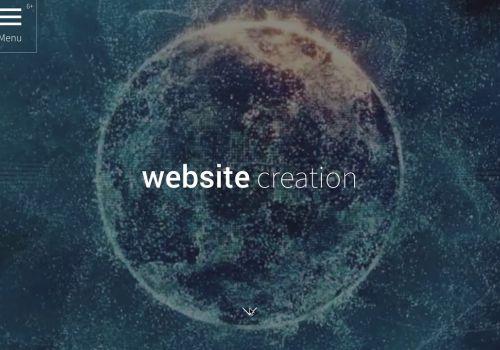 creative website - cool web design ,Smart UX ,wordpress - costume