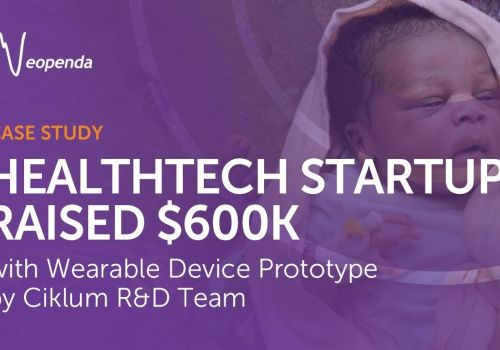 Neopenda Raised $600,000 With Wearable Device Prototype by Ciklum