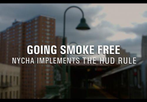 NYCHA Goes Smoke-Free
