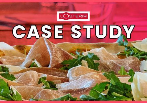 L'Osteria x ALL:AIRT Case Study