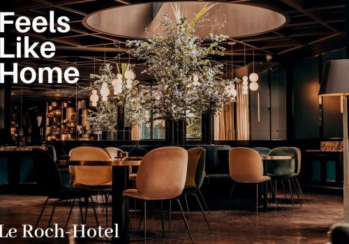 A HOTEL WITH THE FEEL OF A HOME - LE ROCH HOTEL & SPA