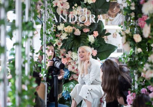 Case Study: Experiential Launch Event for Pandora | Bookmark Content