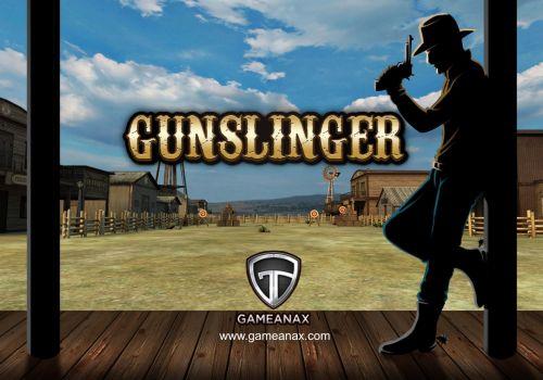 Gunslinger - Virtual Reality Western shooting challenge [Official Trailer]