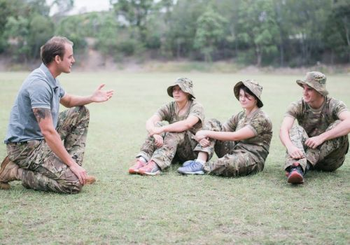 Who are the Veteran Mentors
