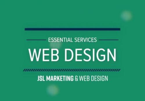 JSL Essential Services: Web Design