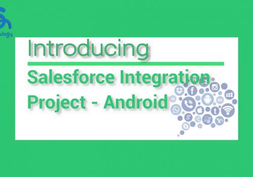 Android App to Salesforce Authentication and Data sync