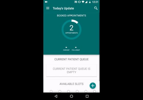 PRApp (Patient Registration App)