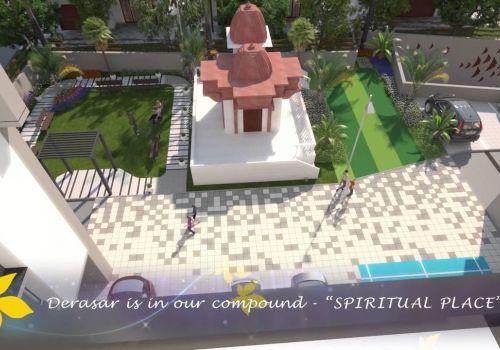 Shubh Aashish 3d architectural walkthrough created by Blueribbon 3d animation studio
