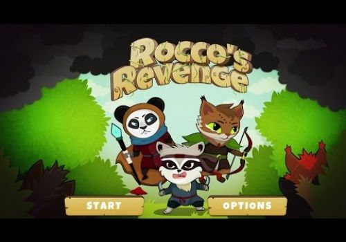 Rocco's Revenge Android Gameplay